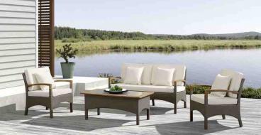 Мебель для террасы - какую лучше выбрать?